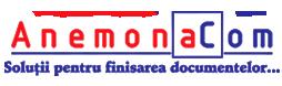 Anemona Com - Solutii pentru finisarea documentelor!